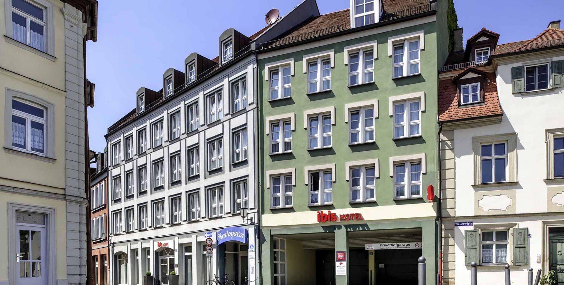 Hotel Bamberg Ibis Hotel Bamberg Altstadt