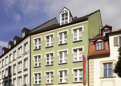 Ibis Bamberg Altstadt Aussenansicht Fassade
