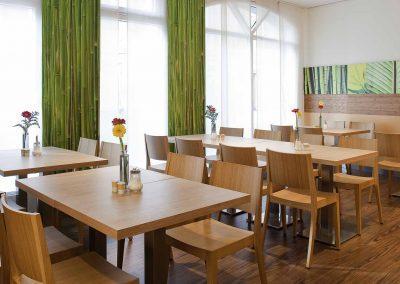 Ibis Bamberg Altstadt Restaurant Tische